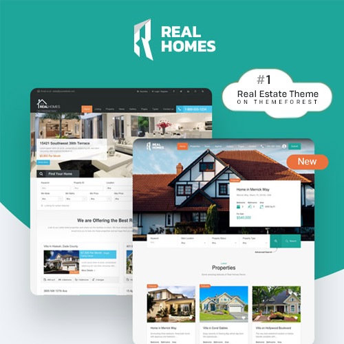 Photo of Real Homes – WordPress Real Estate Theme