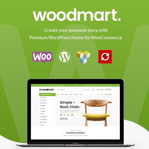 Photo of WoodMart – Responsive WooCommerce WordPress Theme