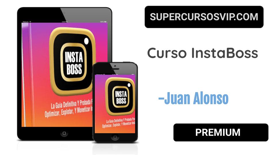Photo of Curso InstaBoss-Juan Alonso