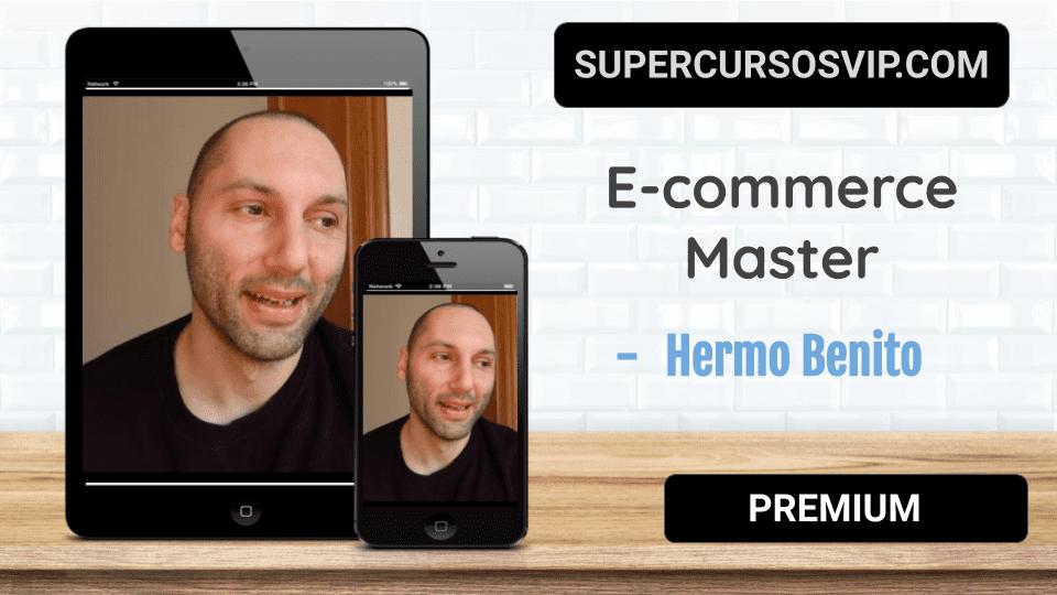 Photo of E-commerce Master – Hermo Benito