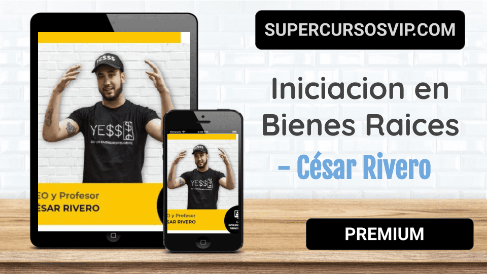 Photo of Iniciacion en Bienes Raices – César Rivero