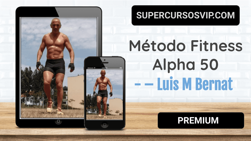 Photo of Método Fitness Alpha 50 – Luis M Bernat
