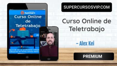 Photo of Curso Online de Teletrabajo- Alex Kei