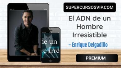 Photo of El ADN de un Hombre Irresistible – Enrique Delgadillo