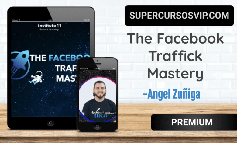 Photo of The Facebook Traffick Mastery – Carlos Muñoz